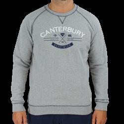 Canterbury Haumi Heater Grey Sweater