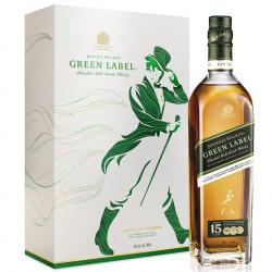 Coffret cadeau whisky Green Label 15 ans