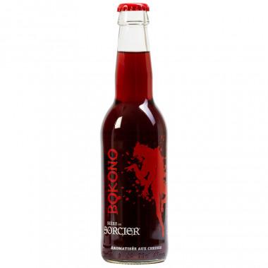 Bière du Sorcier Bokono Red - The Wizard's Beer 33cl 8°