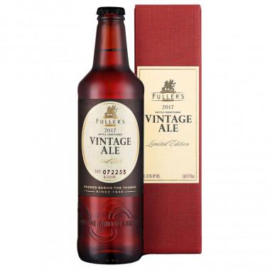 Vintage Ale 2017 Fuller's 50cl 8.5°