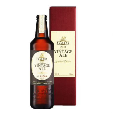 Fuller's Vintage Ale 2018 50cl 8.5°