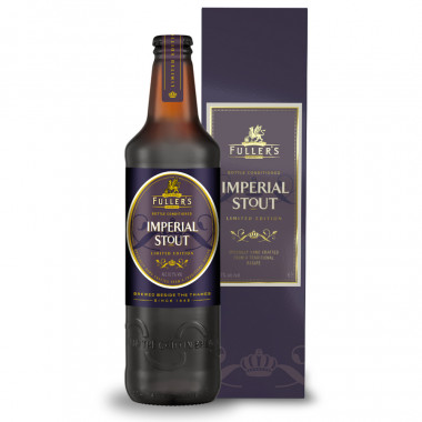 Imperial Stout Fuller's 50cl 10.7°