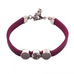 Bracelet Fantaisie Spirales Triskel