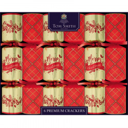 Party Crackers Traditional Foliage Premium Tom Smith x6