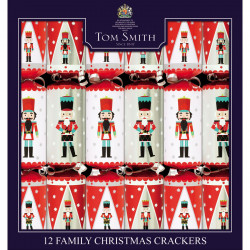 Party Crackers Casse-Noisette Tom Smith x 12