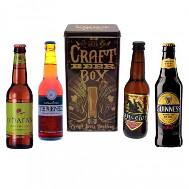 Vintage Box + 4 beers 33cl