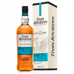 Trois Rivieres Rum Teeling Finish 70cl 43°
