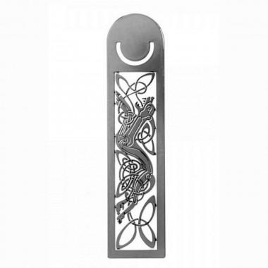 Celtic Dog Bookmark