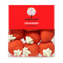 Mallow Tree Giant Strawberry Marshmallow 180g