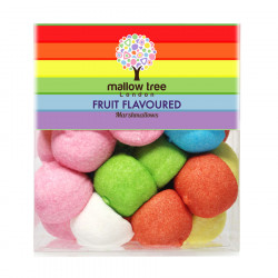 Mallow Tree Assorted Rainbow Balls 220g