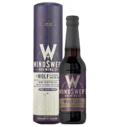 Wolf Glen Moray Port Cask Beer 33cl 9°