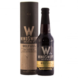 Wolf Glen Moray Cask Beer 33cl 9.2°