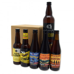 Organic Welsh Beers