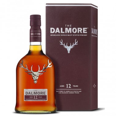 Dalmore 12 ans 70cl 40°