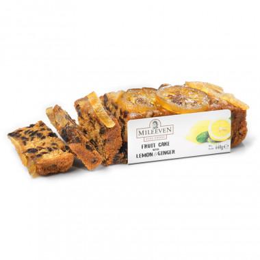 Mileeven Lemon & Ginger Cake 440g