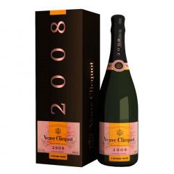 Veuve Clicquot Vintage 2008 Rosé 75cl 12°