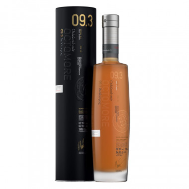 Octomore 9.3 70cl 62.9°