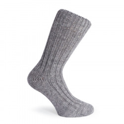 Donegal Socks Taupe Short Socks