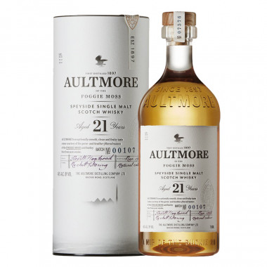 Aultmore 21 ans 70cl 46�