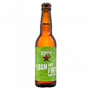 Galway Of Foam and Fury Double IPA 33cl 8.5°