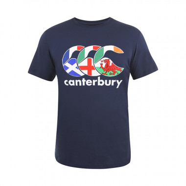 T-Shirt Nations Canterbury