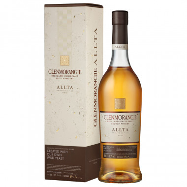Glenmorangie Allta Edition Limitée 2019 70cl 51.2°