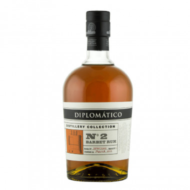 Diplomatico N°2 Barbet Column 70cl 47°