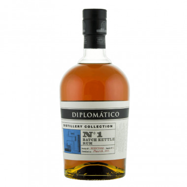 Diplomatico Batch Kettle N°1 70cl 47°