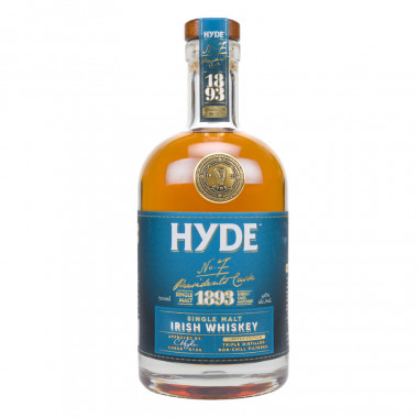 Hyde n�7 single malt sherry matured 70cl 46'