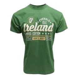 T-shirt Ireland Vert Clair