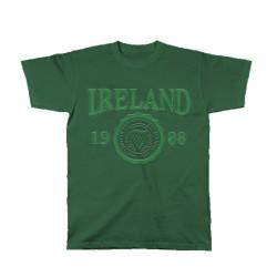Ireland 1988 Green T-shirt