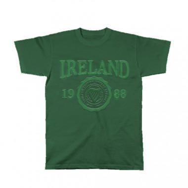 Mc Ireland 1988 Green Tee Shirt