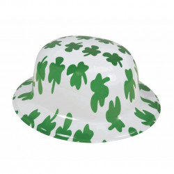 Clovers Bowler Hat