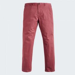 Pantalon Chino Rouge Délavé Tom Joule