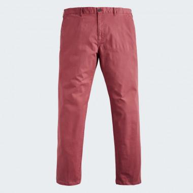 Pantalon Rouge Délavé Tom Joule