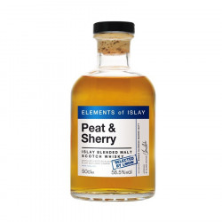 Elements of Islay Peat & Sherry The Chronicles 50cl 58.5°