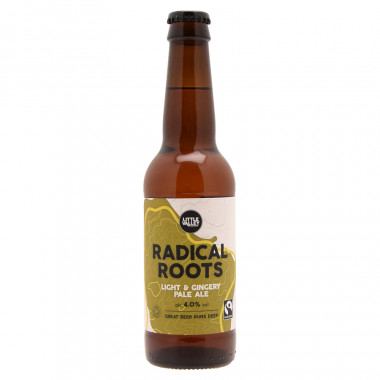 Ginger pale ale 33cl 4�