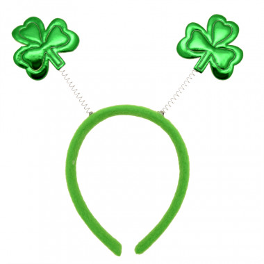 Shiny Clover Headband