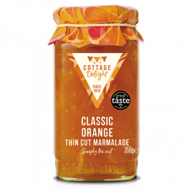 Orange Marmelade Cottage Delight 350g