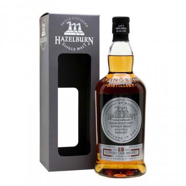 Hazelburn 13 ans sherry wood 70cl 47.1�
