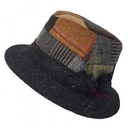 Chapeau Patchs Foncés Hanna Hats