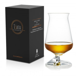 Whisky Crystal Glass Túath 21cl