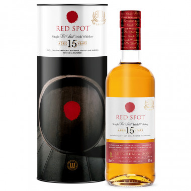 Red Spot 15 ans 70cl 46°