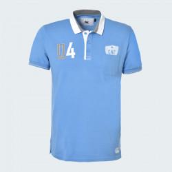 Canterbury Short Sleeves Blue Nokomai Polo
