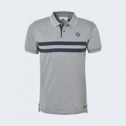 Canterbury Short Sleeves Grey Wanganui Polo