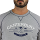 Canterbury Heather Grey Sweatshirt Haumi