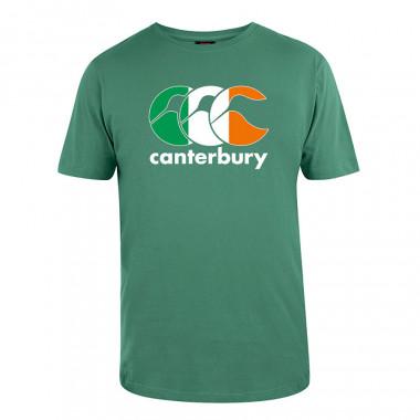 Canterbury Green Ireland Nations T-Shirt
