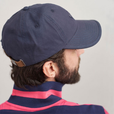 Casquette homme marine tom joule