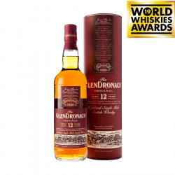 Glendronach 12 Years Old 70cl 43°