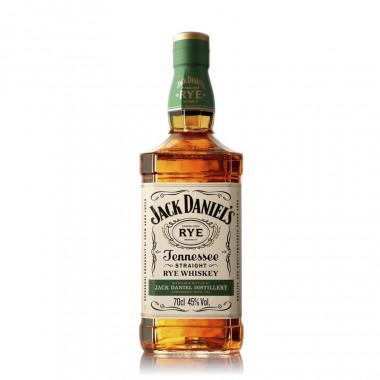 Jack daniels rye n�7 70cl 45�